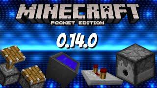 getlinkyoutube.com-Minecraft pe 0.14.0-Noticias pistones repetidores cosas faltantes, calderos. Redstone fase 2