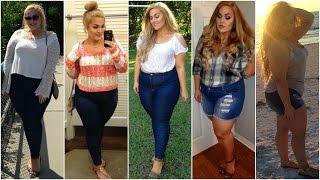 getlinkyoutube.com-The Curvy Diaries: Spring Break Outfits of the Week   Plus-Size