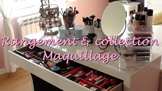 getlinkyoutube.com-[ UPDATE ] Mon rangement maquillage / Collection maquillage
