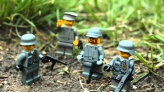 getlinkyoutube.com-lego ww2 new creations (photoshoot)