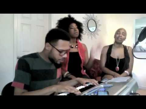 One Night Stand - Keri Hilson & Chris Brown ( TSoul - Anhayla - Lela Bizz Cover)