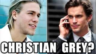 getlinkyoutube.com-Explicación  ¿Por qué Matt Bomer no es Christian Grey? ¿Por qué Charlie Hunnam?