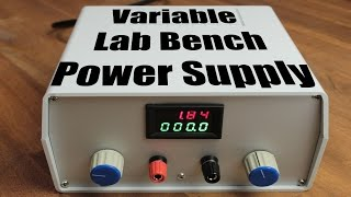 getlinkyoutube.com-Build your own Variable Lab Bench Power Supply