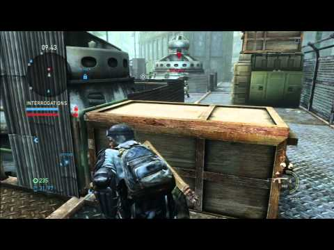 The Last of Us Multiplayer Interrogation The Dam Victory Parts