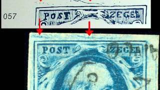 getlinkyoutube.com-Eerste emissie 1852 postzegels Nederland