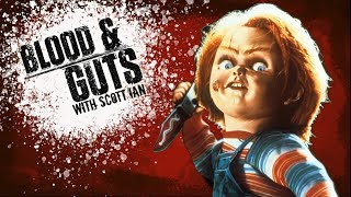 getlinkyoutube.com-CHUCKY Cuts to it w/ Tony Gardner: Blood and Guts with Scott Ian