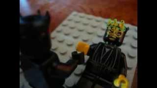getlinkyoutube.com-Darth Maul & Savage Vs Darth Sidious