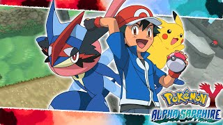 getlinkyoutube.com-Pokemon Y/Alpha Sapphire Hack Battle: Vs. Ash Ketchum! (Kalos)