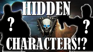 getlinkyoutube.com-Black Ops 3 Zombies: The Giant Easter Egg - Hidden Characters!
