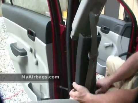 How To: Remove Seat Belt Pre-Tensioner & Repair, MyAirbags.com