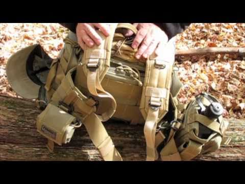 Maxpedition Sabercat Modification