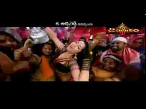 Damarukam HD Video Songs   Sakku Bai Full HD Item Song   Charmi Hot Chai With Nagarjuna