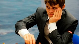 getlinkyoutube.com-Learn from the Best! Magnus Carlsen by GMs Gustaffson & Jussupov