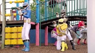 "getlinkyoutube.com-Power Rangers | Power Rangers Megaforce ""Prince Takes Knight"": What's the Deal?"