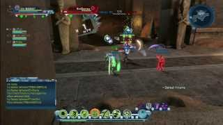 getlinkyoutube.com-DCUO: TA vs C3RTIFIED (Commentary) - HL Dps PvP
