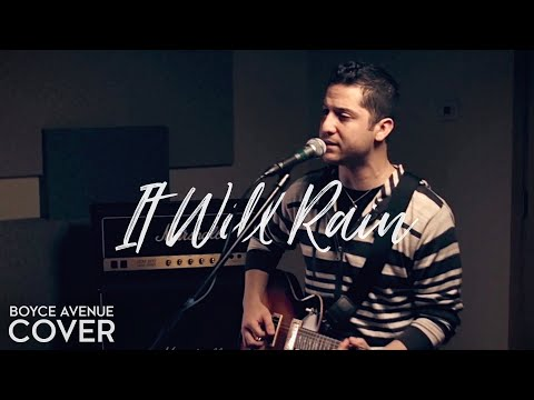 Bruno Mars - It Will Rain (Boyce Avenue Acoustic Cover) on iTunes