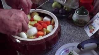 getlinkyoutube.com-Приготовление различных блюд в печи