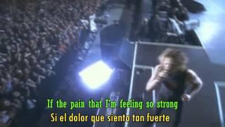 getlinkyoutube.com-BON JOVI - This ain't a love song (lyrics - letra // subtitulado)