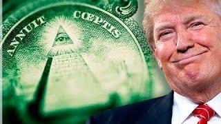 President Trump Exposes The Satanic Illuminati New World Order!! 2016