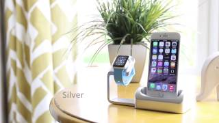 getlinkyoutube.com-Duet - Charging, Simplified (Apple Watch and iPhone Dock)