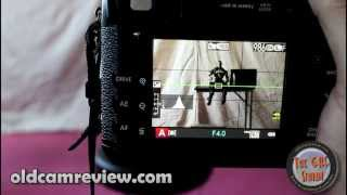 getlinkyoutube.com-How to focus your Fuji X-Pro1, XE1 or any camera with a contrast detect focus system