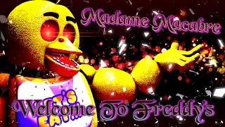 getlinkyoutube.com-SFM| Silent Scream| Madame Macabre - Welcome To Freddy's (FNAF1 song)