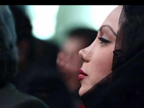 Iranian actress Behnoush Bakhtiari