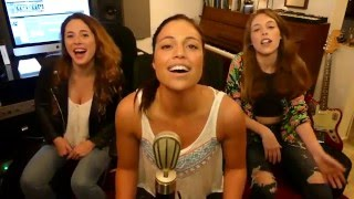getlinkyoutube.com-Coldplay ft. Beyonce - Hymn for the weekend (showem sisters cover)