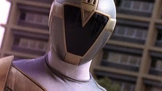 getlinkyoutube.com-Power Rangers vs the Evil Titanium Ranger (Power Rangers Lightspeed Rescue)