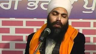 getlinkyoutube.com-Jin Ke Chole Rattre Piare By Sant Niranjan Singh Ji Jawadi Wale