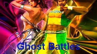 getlinkyoutube.com-Tekken Tag 2 - Christie/Eddy Ghost Battle
