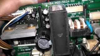 Placas de Aire Acondicionado Split #Bonus Toshiba MCC