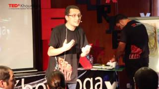 getlinkyoutube.com-The power of dreams: Samid Ghailan at TEDxKhouribga