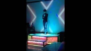 getlinkyoutube.com-Đừng thức khuya nữa (cover) karaoke