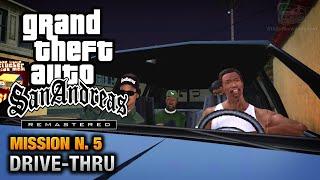 getlinkyoutube.com-GTA San Andreas Remastered - Mission #5 - Drive-thru (Xbox 360 / PS3)