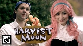 getlinkyoutube.com-Harvest Moon: The Movie (Trailer) | Gritty Reboots