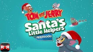 getlinkyoutube.com-Tom & Jerry: Santa's Little Helpers Appisode - iOS - iPhone/iPad/iPod Touch Gameplay