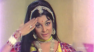getlinkyoutube.com-Kaanta Laga… Bangle Ke Peechhe - Samadhi Songs - Asha Parekh - Lata Mangeshkar Hits