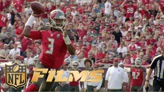 getlinkyoutube.com-Jameis Winston Mic'd Up for NFC South Battle   Inside the NFL: Saints vs. Buccaneers highlights