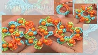 Free Crochet Lace Pattern Tutorial 19 Part 2 of 2