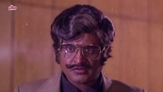 Rajni forces Saritha   Netrikkan   Tamil Movie Part 6 width=