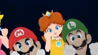 (MMD)Super Mario Rondo (remade)
