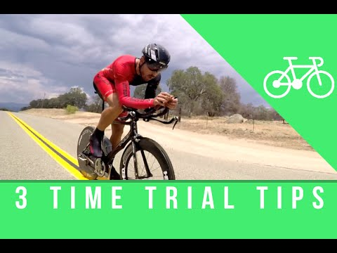 3 Time Trial tips for beginners (cycling tips)