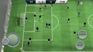 getlinkyoutube.com-Stickman Soccer 2016 Android Gameplay #20