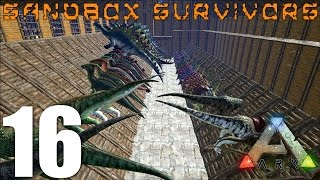 getlinkyoutube.com-ARK: Survival Evolved - MASSIVE BARN FOR EGG FARMING! - S1EP16 Gameplay