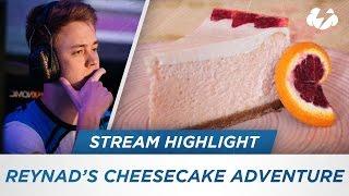 Reynad's Cheesecake Adventure [Twitch Stream Highlights]