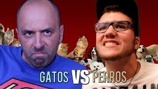 getlinkyoutube.com-PERROS vs GATOS | Keyblade & Videópatas