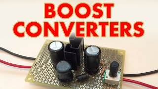 getlinkyoutube.com-DC-DC Boost converter tutorial