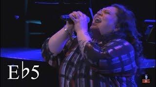 [HD] Keala Settle Vocal Range (D3   E♭6)