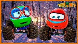 getlinkyoutube.com-New Animation Cartoons about Cars ✬ Best Cartoon Movie For Kids 2016 Part 7 ✔